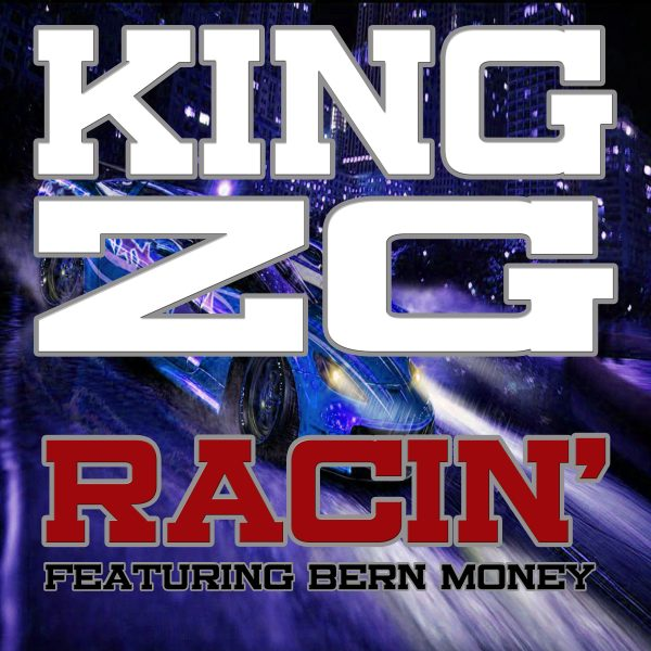 king zg Racin CD Cover zulu gremlin